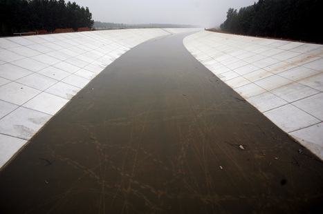 China Is Launching the Most Impressive Water Pipeline Project Ever | AP Human Geography Herm | Scoop.it