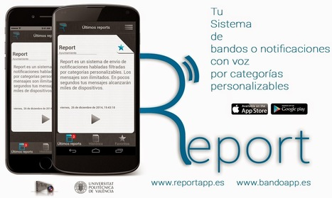 Report App, Innovación en Comunicación. - CALIDAD SOCIAL MEDIA | Calidad Social Media | Scoop.it