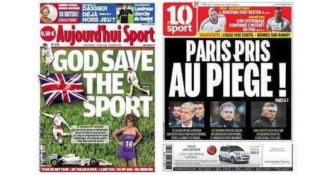Le «10 Sport» réclame 18,2 millions d'euros à «L'Equipe» | DocPresseESJ | Scoop.it