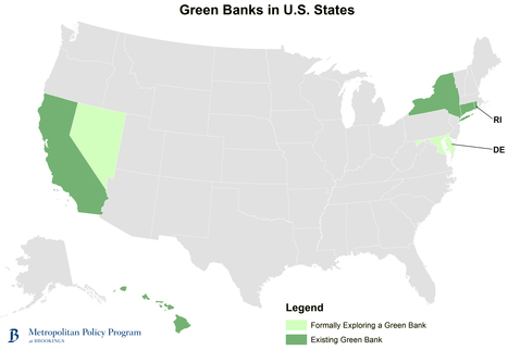 Washington should help capitalize green banks | Sustainable Futures | Scoop.it