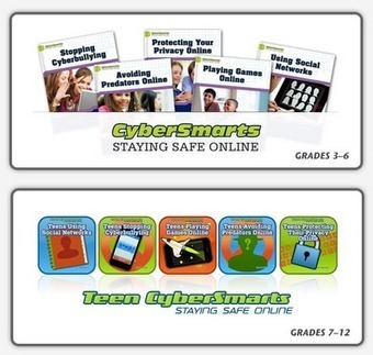 Van Meter Library Voice: Using CyberSmarts eBooks....Our Students ... | SchoolLibrariesTeacherLibrarians | Scoop.it