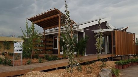 First for fibro as students' reno reduces overall energy use to zero | SUSTAINABILITY | Scoop.it