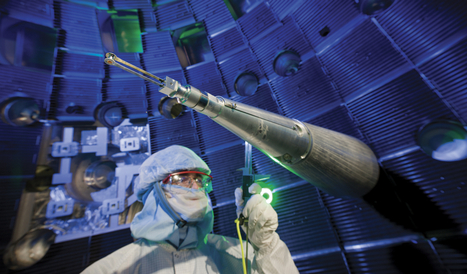The National Ignition Facility Just Got Way Closer To Fusion Power | Semiotic Adventures with Genetic Algorithms | Scoop.it