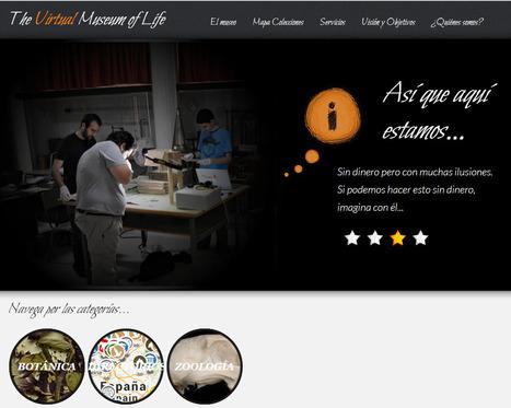 The Virtual Museum of Life - Te traemos el museo a tu casa #biología #museo #cienciasnaturales | Museos TIC - ICT Museums | Scoop.it