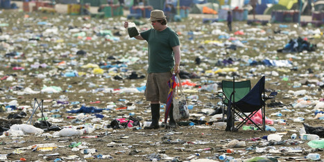 Pictures Reveal What 120,000 People All Left Behind At Glastonbury.. | Redcar Beach Action Group | Scoop.it