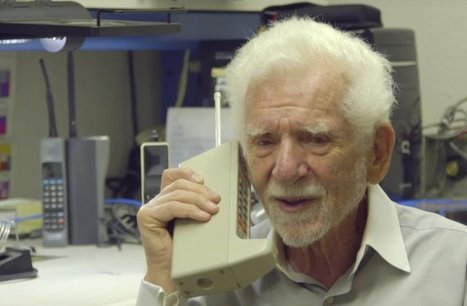 L'inventeur du téléphone portable trouve les applications complètement inutiles   management homme femme   Scoop.it