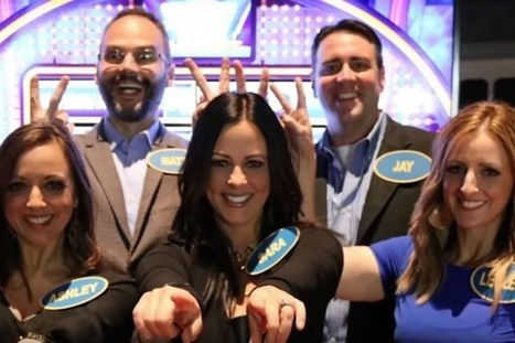 Sara Evans Wins Big Money for St. Jude on Celeb Family Feud | Country Music Today | Scoop.it