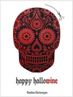 Halloween: Etichette da stampare per bottiglie di vino | Vino e dintorni: a proposito di vini, bottiglie, tappi, etichette, bicchieri, il vino in cucina e... | Scoop.it