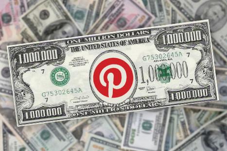 La publicité sur Pinterest généralisée à partir du 1er janvier 2015 | SOCIAL MEDIA | Scoop.it