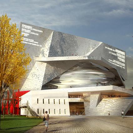 Le restaurant de la Philharmonie de Paris ouvrira ses portes en septembre | Les Gentils PariZiens : style & art de vivre | Scoop.it