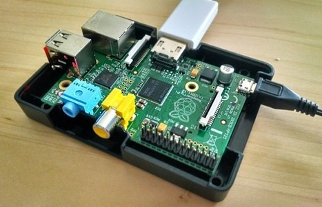 Raspberry Pi Used To Create A Local Google Cloud Print Server - Geeky gadgets | Raspberry Pi | Scoop.it