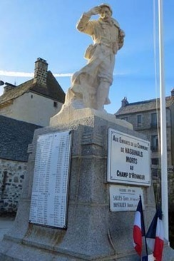 Walking Le Chemin De St. Jacques In France - Part 1 - National Parks Traveler | Memorial, Monument and Mausoleum Designers | Scoop.it