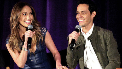 Jennifer Lopez and Marc Anthony Speak Candidly About Failed Marriage in New ... - Hollywood Reporter | Celebrity marriages | Scoop.it
