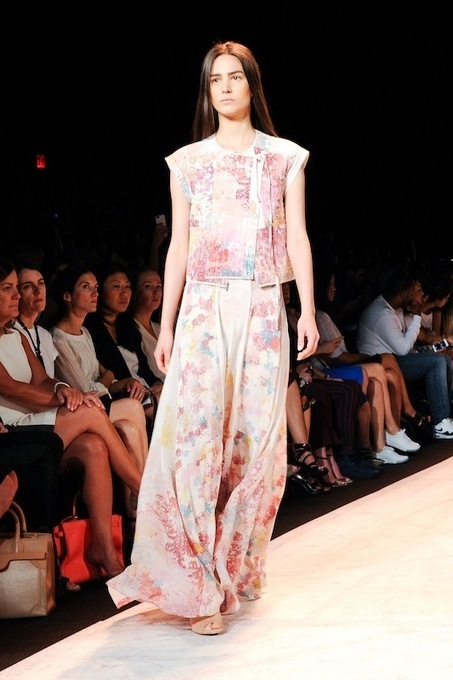 BCBG MAX AZRIA Spring 2015 - NYFW | Best of the Los Angeles Fashion | Scoop.it