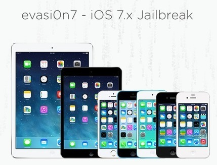iOS 7 Untethered Jailbreak Now Available | TechCrunch | Nerd Vittles Daily Dump | Scoop.it