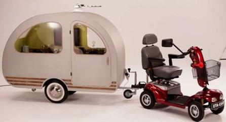 thingybob.de – QTvan–kleinster Wohnwagen der Welt | misc-funny | Scoop.it