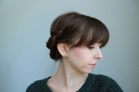 How To: Braided Up-Do | Breakfast at Vogue | Breakfast at Vogue | Scoop.it
