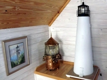 Light shed on old lamp - Apalachicola Times | Antique Brass Lights for Picture Frames | Scoop.it