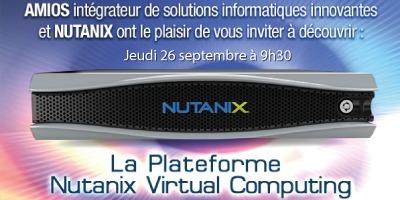 Présentation Nutanix Virtual Computing le Jeudi 26 septembre dès 9h30 à La Cantine Toulouse | La Cantine Toulouse | Scoop.it