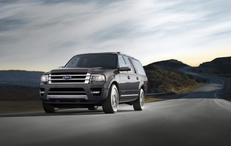The upcoming Ford Expedition revealed ahead of 2014 DFW Auto Show | MotorExposed.com | Car news | Scoop.it