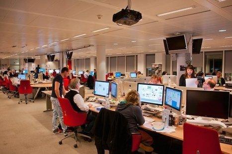 Le groupe de presse allemand Axel Springer investit dans la startup française Qwant à la seule condition que celle-ci s'engage sur le respect de la vie privée des internautes - Korben | Infos numériques | Scoop.it