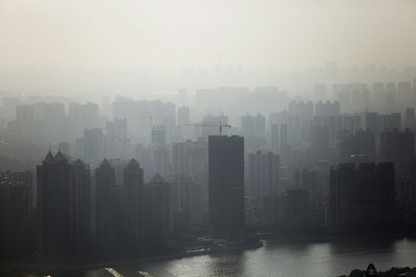 China Takes On Pollution With Biggest Changes in 25 Years | Markets in Action | Scoop.it