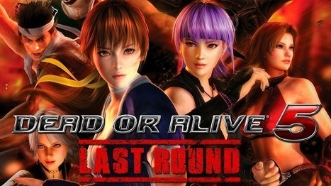 Dead or Alive 5 Last Round PC Game Download | PC Games World | Scoop.it
