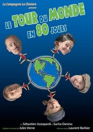 Le Ban Saint-Martin : la Chimère refait le Tour du monde en 80 jours | Jules Verne News | Scoop.it