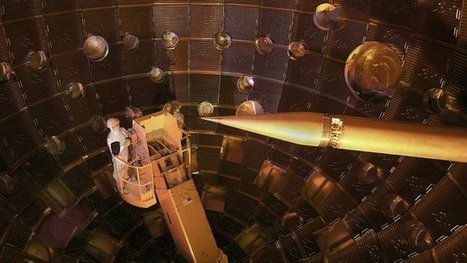 Scientists Say Their Giant Laser Has Produced Nuclear Fusion - | Worldleaks | Scoop.it
