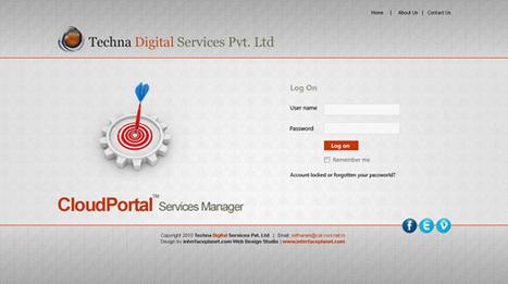 Custom Citrix Cloudportal Services Manager Portfoilo | Interface Customization Services | Scoop.it