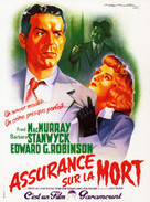 Assurance sur la mort - Film (1944) - SensCritique | J'écris mon premier roman | Scoop.it