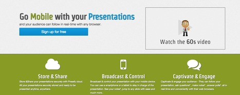 Go Mobile with your Presentations | Educação&Web | Scoop.it