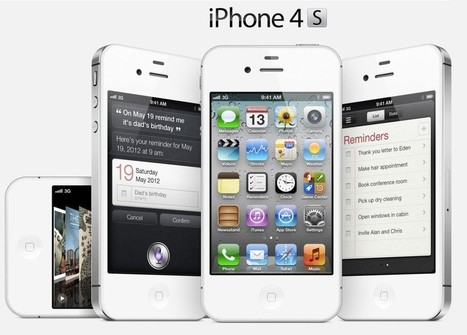 iPhone 4S Contracts | Apple iPhone Deals | Scoop.it