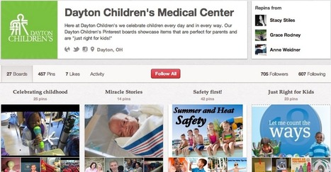 6 Ways to Make Pinterest Work for Healthcare Organizations | Social Media Today | Pharma digital | Scoop.it