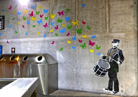 In Melbourne, the business of street art   SmartPlanet   Share Some Love Today   Scoop.it