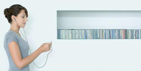Première : les ventes numériques de musique ont rattrapé les ventes physiques | Tendances numériques et outils du web | Scoop.it