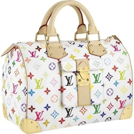 Louis Vuitton Outlet Speedy 30 Monogram Multicolore M92643 Handbags | Louis Vuitton Bags Outlet | Scoop.it