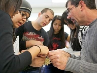Teacherpreneurs: We're Here to Inspire | Three | Scoop.it