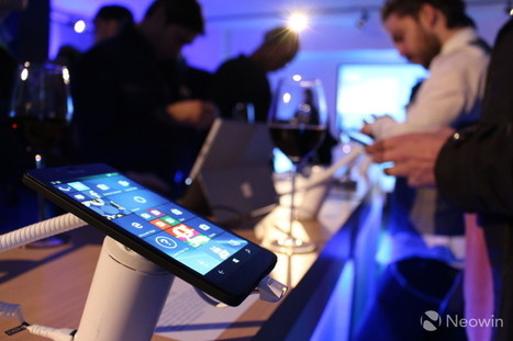 Windows 10 Mobile is now on 8.8% of Windows handsets, boosted by launch of new Lumias - Neowin | Windows Phone - CompuSpace | Scoop.it
