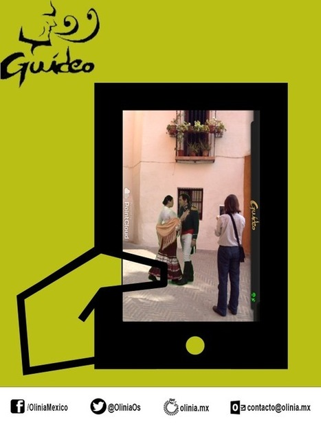 Guideo app turística de ¡Realidad aumentada! | ... | Realitat augmentada | Scoop.it