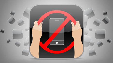 Apps That Block Texting While Driving | Traumatic Brain Injuries | Scoop.it