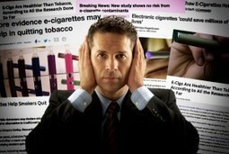 Is the FDA Ignoring Positive E-Cigarette Findings? | Vape Culture | Scoop.it