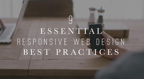 9 Práticas Essenciais para o Desenho de Páginas Web Responsivas | Observatorio do Conhecimento | Scoop.it
