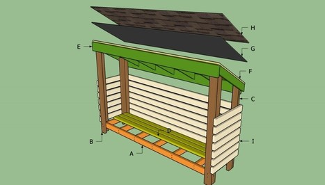 How to build a wood shed | HowToSpecialist - How to Build, Step by Step DIY Plans | Building a woodshed | Scoop.it