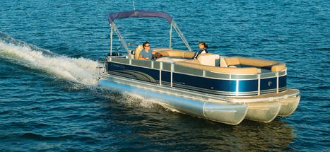 Cozumel 240: Cypress Cay Pontoon   Custom Pontoon Boats Dealers   Best Pontoon Boat : 2013   Pontoon Boats   Scoop.it