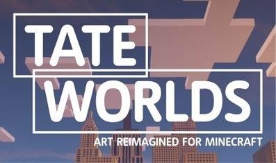 Clic France / La Tate invite la communauté Minecraft à réinterpréter ses chefs d'oeuvres | Expographie, mise en valeur du patrimoine & médiation culturelle | Scoop.it