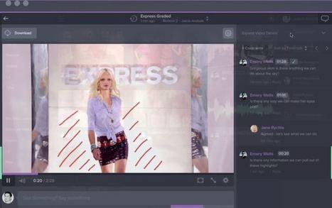 Frame.io Editer des vidéos en groupe - Les Outils Collaboratifs | Les outils du Web 2.0 | Scoop.it