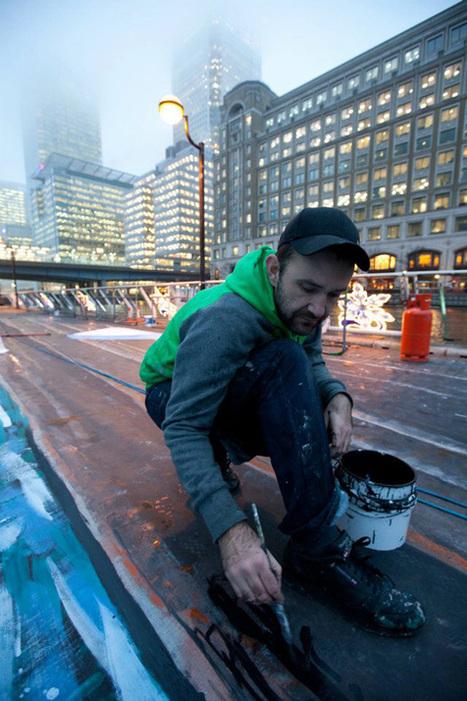 Maior 3d street art do mundo | Urban Life | Scoop.it