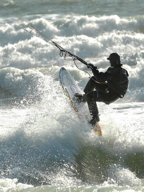 Horseneck — Kiteboarders' heaven | Rhode Island Magazine | Scoop.it