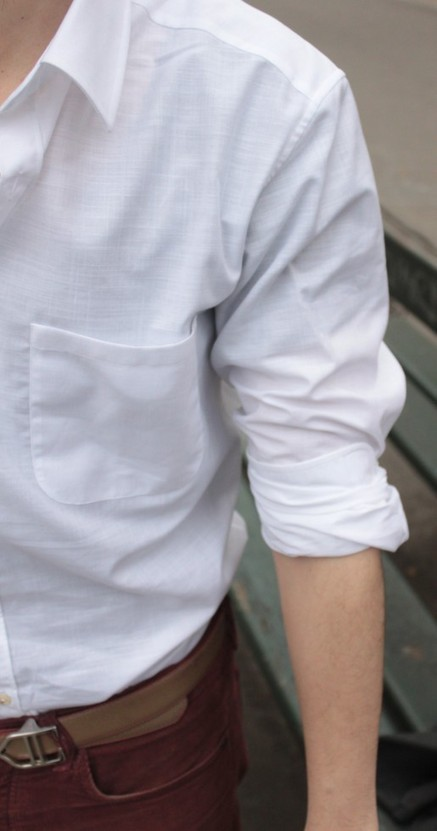 De Bonne Facture : Interview de Déborah Neuberg et test de la chemise made in France   BonneGueule   Style Masculin   Scoop.it